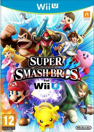 Echanger le jeu Super Smash Bros. For WiiU sur Wii U