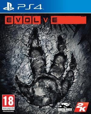 Echanger le jeu Evolve sur PS4