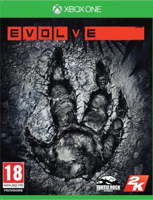 Echanger le jeu Evolve sur Xbox One