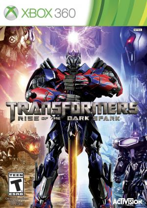 Echanger le jeu Transformers Rise of the Dark Spark sur Xbox 360
