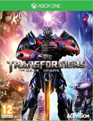 Echanger le jeu Transformers Rise of the Dark Spark sur Xbox One