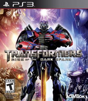 Echanger le jeu Transformers Rise of the Dark Spark sur PS3