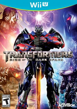 Echanger le jeu Transformers Rise of the Dark Spark sur Wii U