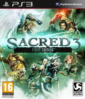 Echanger le jeu Sacred 3 First Edition sur PS3