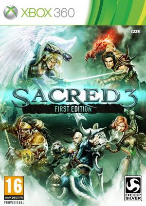 Echanger le jeu Sacred 3 First Edition sur Xbox 360