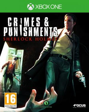 Echanger le jeu Sherlock Holmes : Crimes & Punishments sur Xbox One