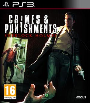 Echanger le jeu Sherlock Holmes : Crimes & Punishments sur PS3