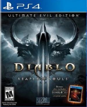 Echanger le jeu Diablo III - Ultimate Evil Edition sur PS4