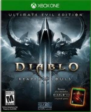 Echanger le jeu Diablo III - Ultimate Evil Edition sur Xbox One