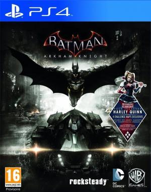 Echanger le jeu Batman Arkham Knight sur PS4