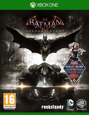 Echanger le jeu Batman Arkham Knight sur Xbox One