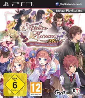 Echanger le jeu Atelier Rorona Plus sur PS3