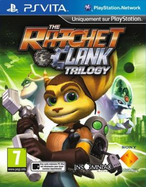 Echanger le jeu The Ratchet & Clank Trilogy sur PS Vita