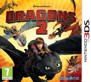 Echanger le jeu Dragons 2 sur 3DS