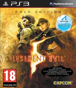 Echanger le jeu Resident Evil 5 Gold Move Edition (Playstation move exigé) sur PS3