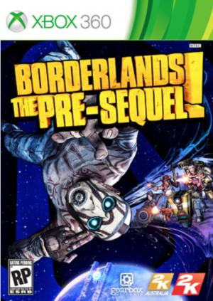 Echanger le jeu Borderlands : The Pre-Sequel sur Xbox 360