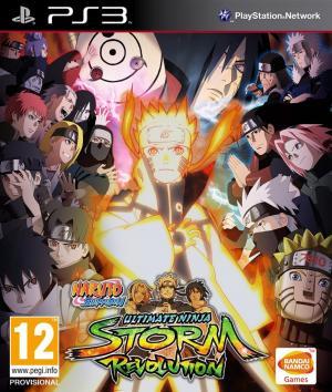 Echanger le jeu Naruto Shippuden : Ultimate Ninja Storm Revolution sur PS3