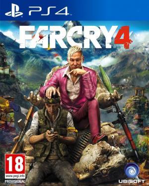 Echanger le jeu Far Cry 4 sur PS4