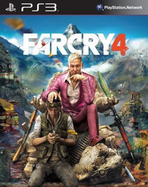 Echanger le jeu Far Cry 4 sur PS3