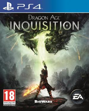 Echanger le jeu Dragon Age Inquisition  sur PS4