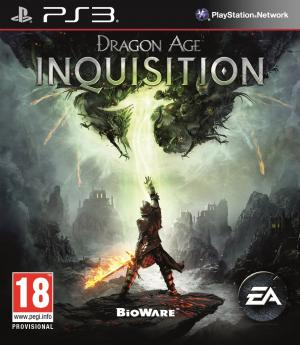 Echanger le jeu Dragon Age Inquisition  sur PS3