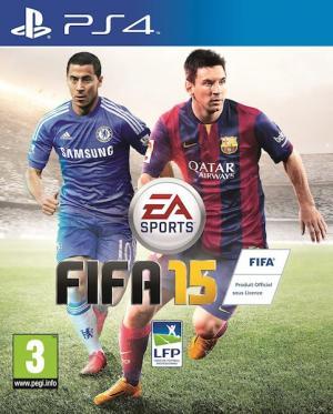 Echanger le jeu FIFA 15 sur PS4