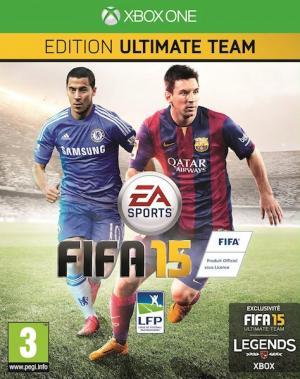 Echanger le jeu FIFA 15 sur Xbox One