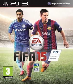 Echanger le jeu FIFA 15 sur PS3