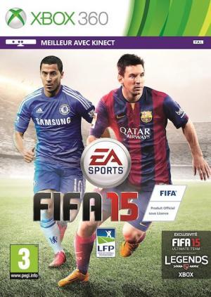 Echanger le jeu FIFA 15 sur Xbox 360