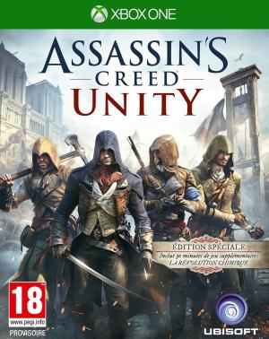 Echanger le jeu Assassin's Creed Unity sur Xbox One