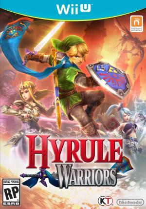 Echanger le jeu Zelda: Hyrule Warriors sur Wii U