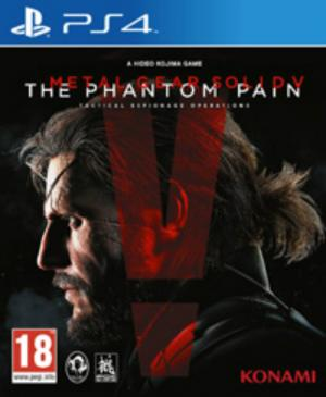 Echanger le jeu Metal Gear Solid: The Phantom Pain sur PS4