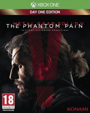 Echanger le jeu Metal Gear Solid: The Phantom Pain sur Xbox One