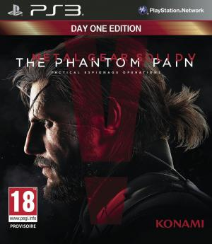 Echanger le jeu Metal Gear Solid: The Phantom Pain sur PS3