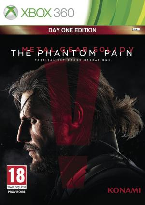 Echanger le jeu Metal Gear Solid: The Phantom Pain sur Xbox 360