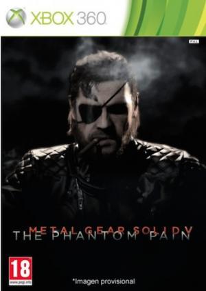Metal Gear Solid 5 Ground Zeroes Xbox One - Xbox One
