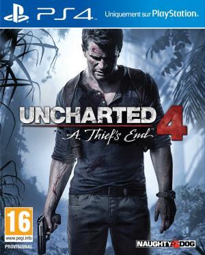 Echanger le jeu Uncharted 4: A Thief's End sur PS4