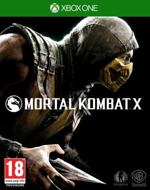 Echanger le jeu Mortal Kombat X sur Xbox One