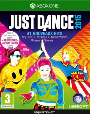 Echanger le jeu Just Dance 2015 sur Xbox One