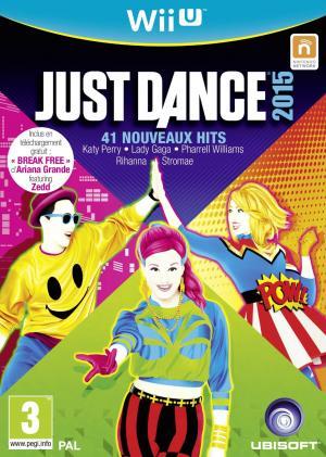 Echanger le jeu Just Dance 2015 sur Wii U