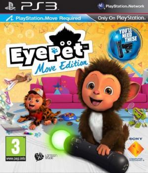 Echanger le jeu Eyepet Move Edition (Playstation Move exigé) sur PS3