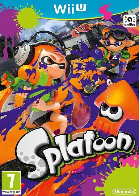 Echanger le jeu Splatoon sur Wii U