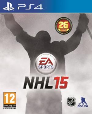 Echanger le jeu NHL 15 sur PS4