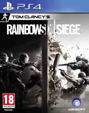 Echanger le jeu Rainbow Six: Siege sur PS4