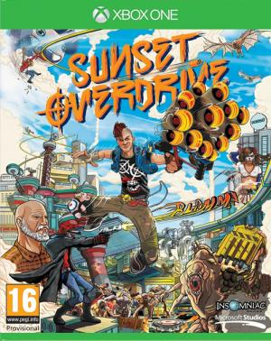 Echanger le jeu Sunset Overdrive sur Xbox One
