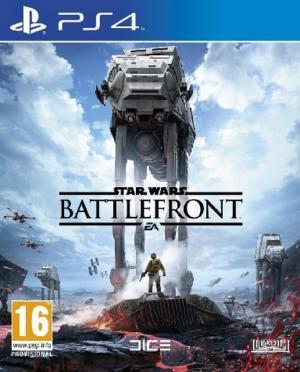 Echanger le jeu Star Wars Battlefront (Playstation Plus Recommandé) sur PS4