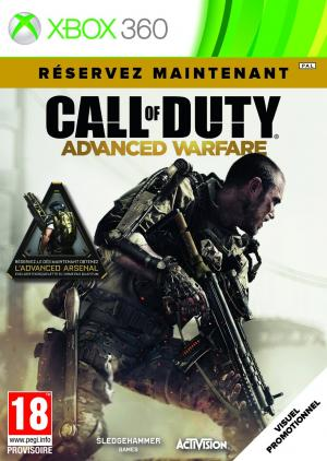 Echanger le jeu Call of Duty : Advanced Warfare sur Xbox 360
