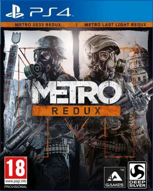 Echanger le jeu Metro Redux sur PS4