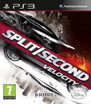 Echanger le jeu Split second velocity sur PS3