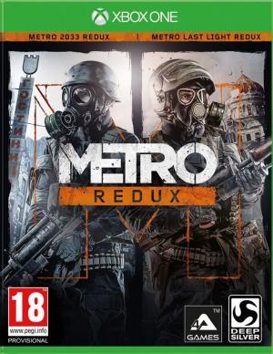 Echanger le jeu Metro Redux sur Xbox One
